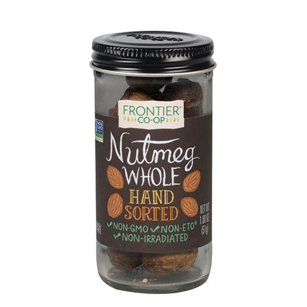 Frontier Co-op Whole Nutmeg 1.80 oz