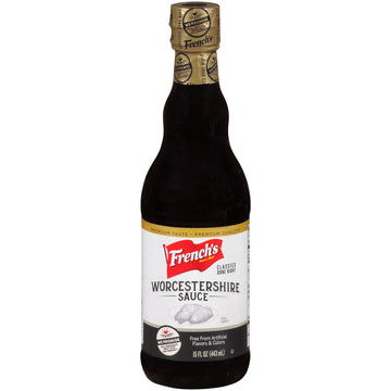 French's Worchester Sauce 15 oz