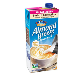 Almond Breeze Barista Blend Milk 946ml