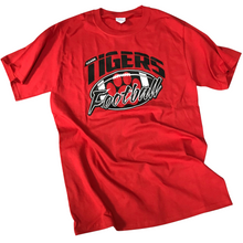 Load image into Gallery viewer, Ozark Football Red T-Shirt