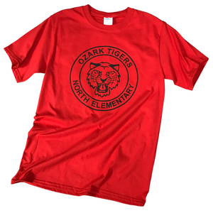 Ozark North Elementary T-Shirt