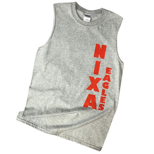 Nixa Eagles Sleeveless T-Shirt