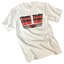 Load image into Gallery viewer, Ozark Tigers White T-Shirt