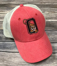 Load image into Gallery viewer, Ozark Tigers Pigment Dyed Adjustable Hat