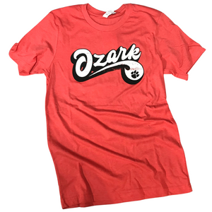 Ozark Soft Heather Red T-Shirt
