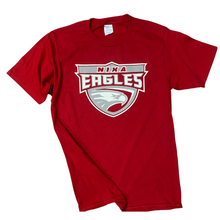 Load image into Gallery viewer, Nixa Eagles Shield T-Shirt