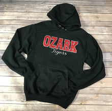 Load image into Gallery viewer, Ozark Glitter Applique Hoodie