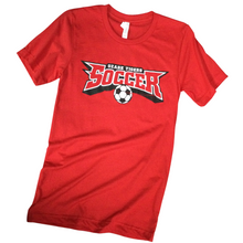 Load image into Gallery viewer, Ozark Soccer Soft T-Shirt Youth/Adult