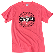 Load image into Gallery viewer, Ozark Tigers Neon Pink T-Shirt