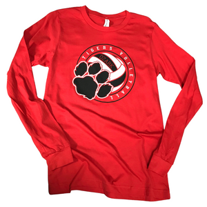Ozark Volleyball Soft Short/Long Sleeve T-Shirt