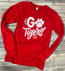 Tigers Soft Long-Sleeve T-Shirt Youth/Adult