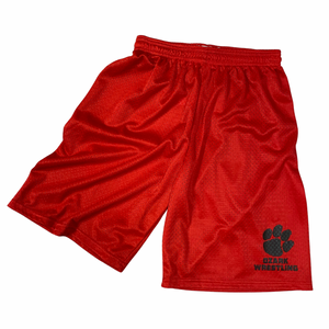 Ozark Wrestling Shorts