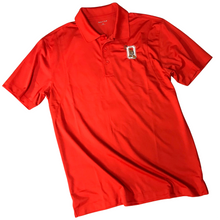 Load image into Gallery viewer, Ozark Sport-Wick Red Polo
