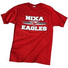 Load image into Gallery viewer, Nixa Eagles Red T-Shirt
