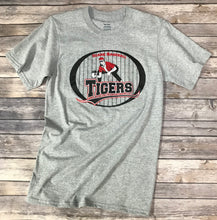 Load image into Gallery viewer, Ozark Baseball Gray T-Shirt
