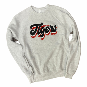 Ozark Tigers Soft Retro Sweatshirt