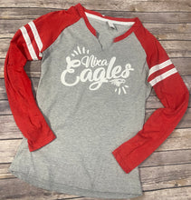 Load image into Gallery viewer, Nixa Eagles Ladies Jersey Long-Sleeve Shirt