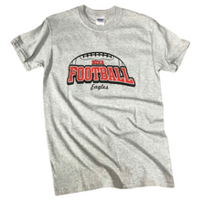 Load image into Gallery viewer, Nixa Football Gray T-Shirt