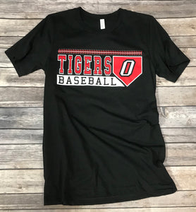 Ozark Baseball Soft T-Shirt