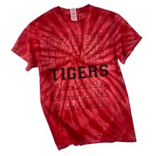 Load image into Gallery viewer, Ozark Tigers Tie Dye T-Shirt