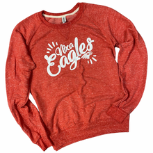 Load image into Gallery viewer, Nixa Eagles Snow Heather Sweatshirt