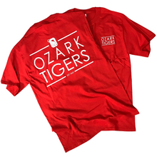 Load image into Gallery viewer, Ozark Tigers Red T-Shirt