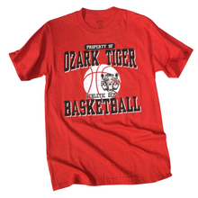 Load image into Gallery viewer, Ozark Basketball T-Shirt