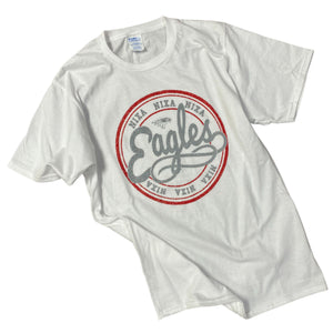 Nixa Eagles White T-Shirt