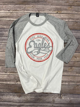 Load image into Gallery viewer, Nixa Eagles Raglan T-Shirt