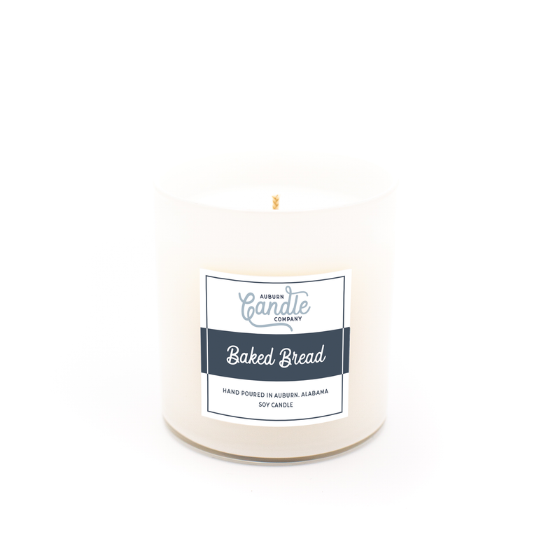 Baked Bread - Auburn Candle Company