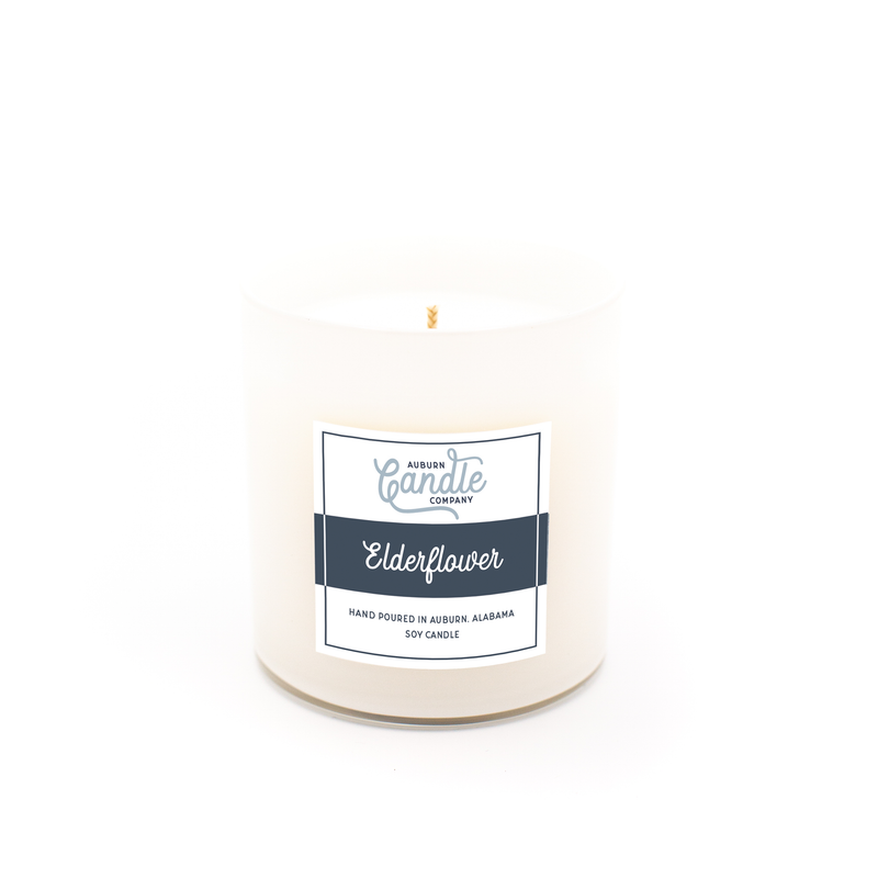 Elderflower - Auburn Candle Company