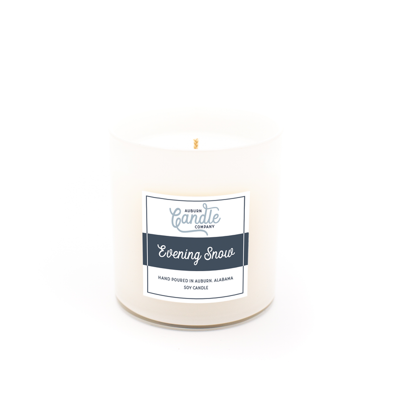 Evening Snow - Auburn Candle Company