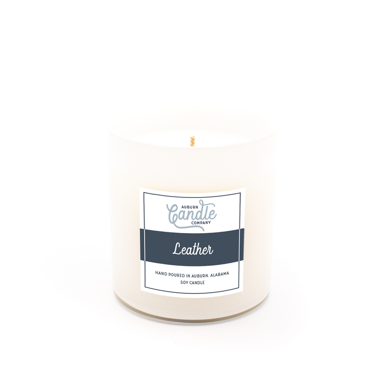 Leather - Auburn Candle Company