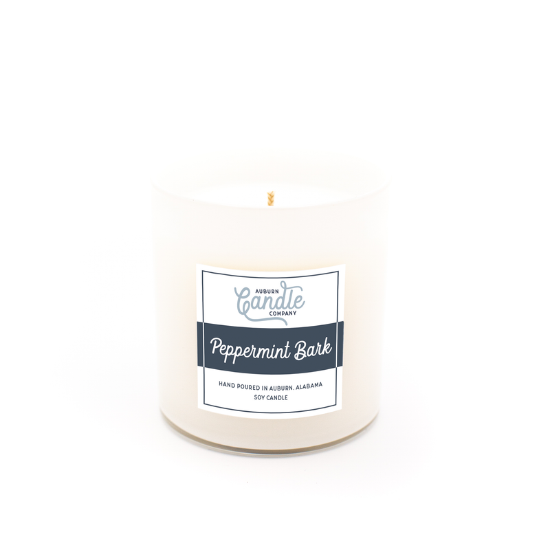 Peppermint Bark - Auburn Candle Company
