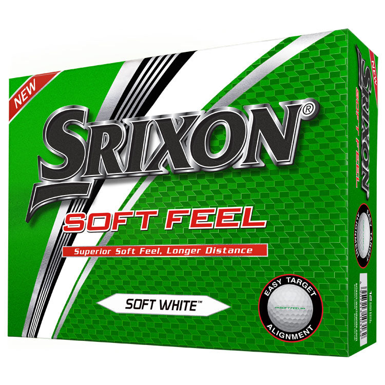 Srixon Soft Feel Dozen