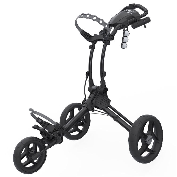 Rovic By Clicgear RV1C Compact Golf Trolley Charcoal