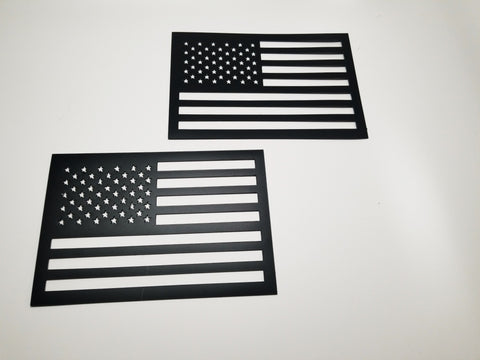 American flag magnet cut out - OGRAPHICS