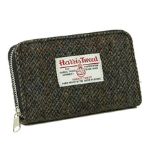 Load image into Gallery viewer, ZB032 Amy Harris Tweed Zip Wallet