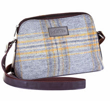 Load image into Gallery viewer, ZB049 Natalie British Tweed Handbag