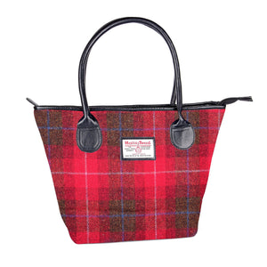 ZB067 Mary Harris Tweed Tote Bag