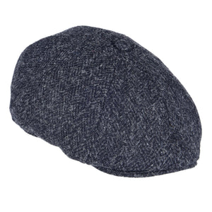 ZH015 Arran Harris Tweed 8 Piece Cap