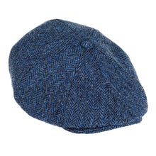 Load image into Gallery viewer, ZH015 Arran Harris Tweed 8 Piece Cap