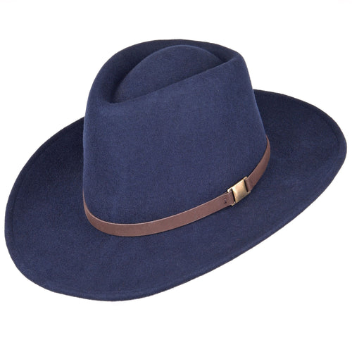 ZH020 Eden Crushable Wool Felt Hat
