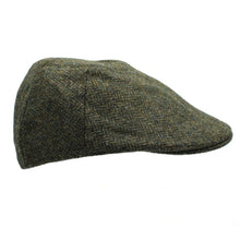 Load image into Gallery viewer, ZH049 Exeter British Wool Tweed Duckbill Cap