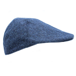 ZH049 Exeter British Wool Tweed Duckbill Cap