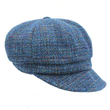 Load image into Gallery viewer, ZH051 Rosalie Harris Tweed Baker Boy Cap