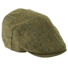 Load image into Gallery viewer, ZH099 Chapman British Tweed Flat Cap