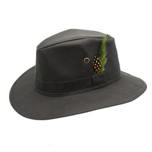 Load image into Gallery viewer, ZH150 Rambler Wax Trilby Hat