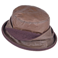 Load image into Gallery viewer, ZH152 Adrienne Wax/Twist Hat