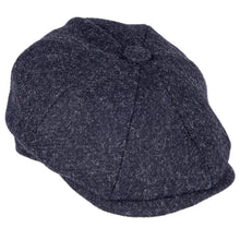 Load image into Gallery viewer, ZH215 Archie Twill Tweed 8 Piece Cap
